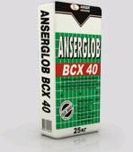 Смесь клеевая ANSERGLOB BCX 40, 25кг