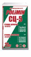 Стяжка для пола Полимин СЦ-5, 25кг