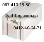 Цена за куб. м на газобетон AEROC EcoTerm в Одессе